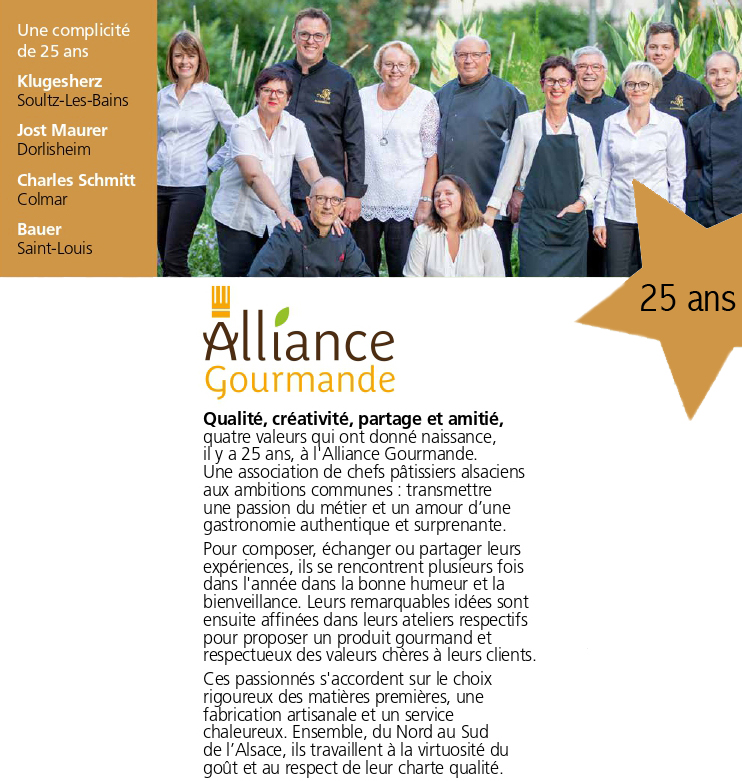 alliance gourmande